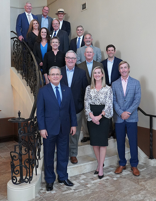 The Woodlands Area EDP Board of Directors